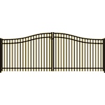 VANGUARD Aluminum Estate Gate